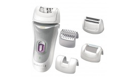 Remington Smooth & Silky 5 in 1 Cordless Epilator